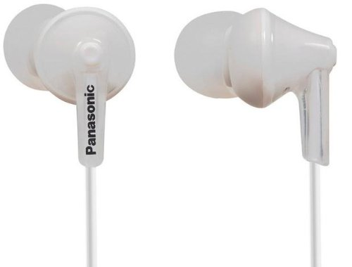 Panasonic RP HJE 125E - Ergofit - White
