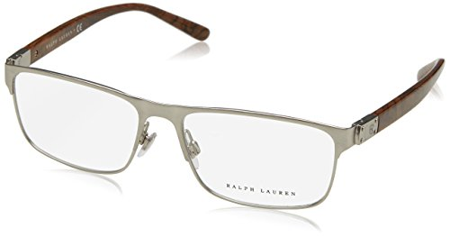 Eyeglasses Ralph Lauren RL 5095 9030 BRUSHED SEMISHINY - Lauren Men Glasses Ralph