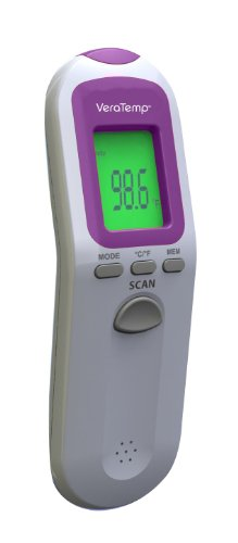 VeraTemp Non-Contact Thermometer by Brooklands