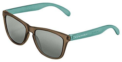 SUNPERS Sunglasses SU40002.59 Lunette de Soleil Mixte Adulte, Vert