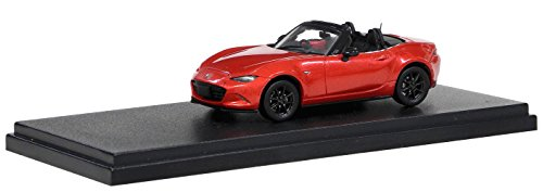 (INTERALLIED Hi Story 1/43 Mazda Roadster (2015), Seoul Red Premium Metallic Finished Product)
