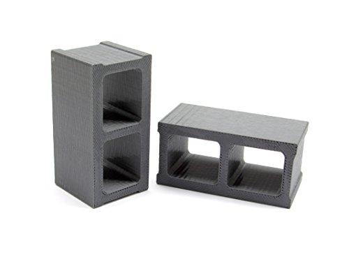 Gear Head RC Miniature Cinder Blocks - Miniature Cinder Block