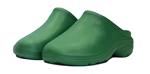 Town & Country EVA Cloggies Sandales Vert Taille 45