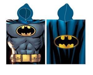 55 x 110 cm Setino Asciugamano a Poncho Motivo: Batman