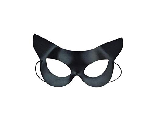 Masquerade Ball Mask Half Face Catwoman Mask for
