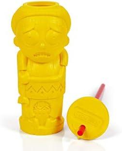 Rick and Morty Morty 21oz Geeki Tikis Plastic Tumbler