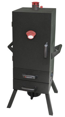 Landmann Vertical Charcoal Smoker Black 3495CLA
