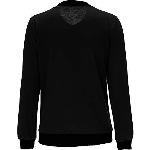 Automne Pull Hoodie Capuche Courte Shirt Hiver Hiver Femme Subfamily Cardigan Manteau Femme Manteau Sweat Noir xRqHz1n1Aa