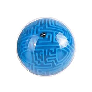 TEEPAO Maze Ball Mini 3D Magic Maze Puzzle Gravity Memory Sequential Game Brain Teasers Puzzles Hard Challenging Labyrinth Toys for Kids Adults