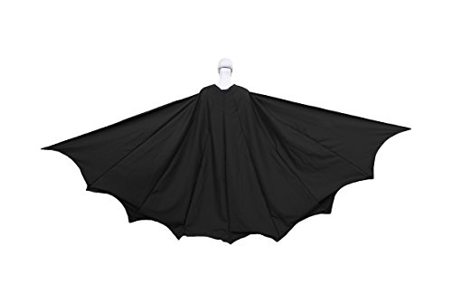 Batman Wide 8 Panel Gotham City Dark Knight Costume Cape -