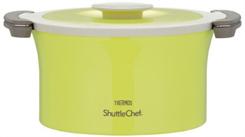 THERMOS vacuum thermal insulation cooker shuttle chef 3.0L lettuce KBE-3000 LET by Thermos
