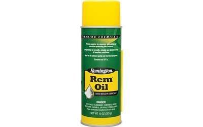 REM REM-OIL 10OZ CAN 6/BOX by Remington