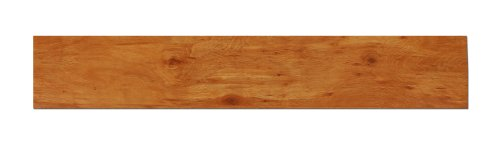 Grandview 40118  6-Inch by 36-Inch Dryback Vinyl Planking Wood Grain Flooring, Red Ash Finish
