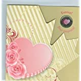 2010 Wedding FOREVER Colored 25 Cent Heart & Roses RCM 7 Coin Gift Set