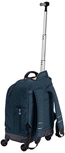 730b4873457 Kipling - ECHO - Wheeled school bag - Emerald Combo - (Blue) - Buy ...