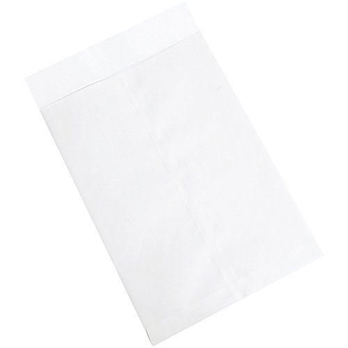 Aviditi EN1080W Jumbo Envelopes, 12 1/2'' x 18 1/2'', White (Pack of 250) by Aviditi