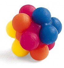 Bouncing Cat Toy (Atomic Bouncing Ball Cat Toy 2pcs Size:Pack of)