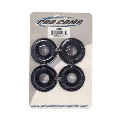 Comp Control - Pro Comp Suspension 69404 Uniball Upper A Arm Bushing Uniball A-Arm Repair Bearing 1.5 in. ID Uniball Upper A Arm Bushing