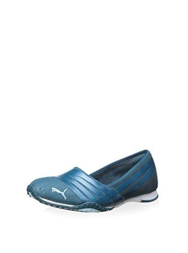 c407b4fadd67 PUMA New Women s Asha Alt 2 Shine Flat Blue Coral Clearwater 6 (B00YNMX97W)