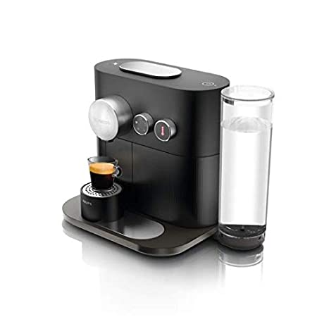 Krups Expert XN6008 Cafetera de cápsulas, 1.26 W, 1.2 litros, plástico, Negro (Reacondicionado)