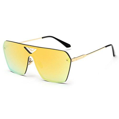 IPOLAR GSG800035C4 Explosion Models PC Lens Wind Models Sunglasses,Metal Frames - Reviews Boohoo.com