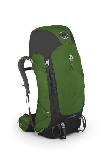 Osprey Men's Volt 60 Backpack, Fern Green, One Size, Outdoor Stuffs