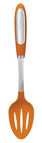 Cuisinart CTG-07-LSO Nylon Slotted Spoon, Orange ()