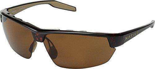 Native Eyewear Hardtop Ultra Polarized Sunglasses, Maple Tort - Sunglasses For Top 2015 Women