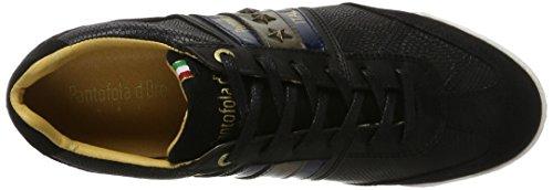 Pantofola d'OroImola Funky Uomo Low - Zapatillas de casa Hombre, color negro, talla 45