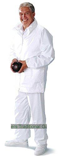 Draytex Unisex Waterproof Trousers – size MEDIUM