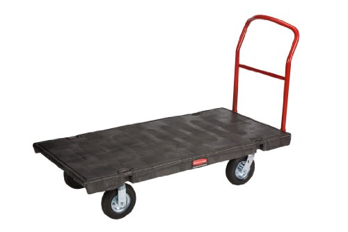 Rubbermaid-Commercial-Platform-Truck-2000-Pound-Capacity-Black-FG446610BLA