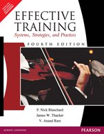 Effective Training, Systems, Strategies, and Practices, 4e