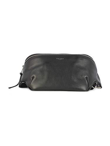 Saint Laurent Men's 5056710X52e1000 Black Leather Travel Bag