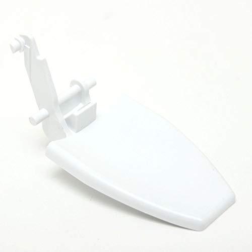 - 241682001 Refrigerator Water Dispenser Lever Genuine Original Equipment Manufacturer (OEM) Part White