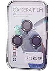 Camera Mobile Phone Lens Protector For Iphone 12 Pro Max - Dark Grey