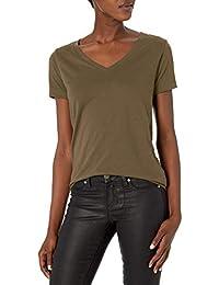 Marky G Apparel Ideal V Camiseta para Mujer