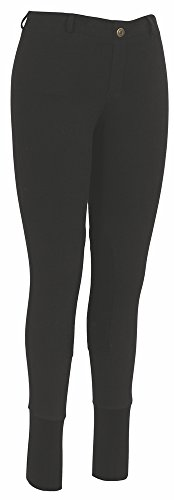 - TuffRider Bamboo Tights LD, Black, 30 LD