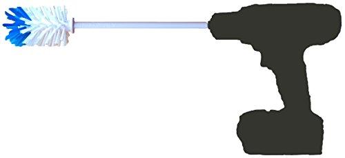 RotoScrub Bottle Brush - Drill Accessory