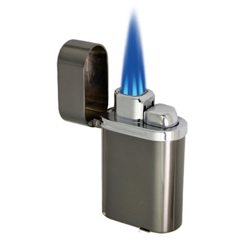 Vector Viking Quad Torch Lighter (Titanium) by - Quad Mall Cities