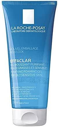 La Roche Posay Effaclar Purifying Foaming Gel Anti-Acne Cleanser 200ml