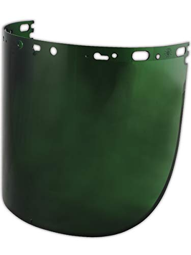 Honeywell 11390046 Protecto-Shield Replacement Visor, Capacity, Volume, Propionate, Standard, Dark - Protecto Shield