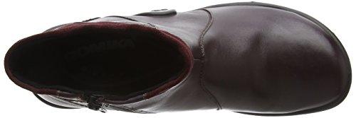 Romika Maddy 07, Botines para Mujer Red (wine-aubergine 41469)