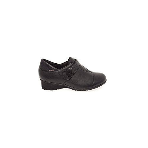Mephisto Women (Foot Foundation) Gisela Women's Shoe In Black Leather 465 Black GWITIPjV
