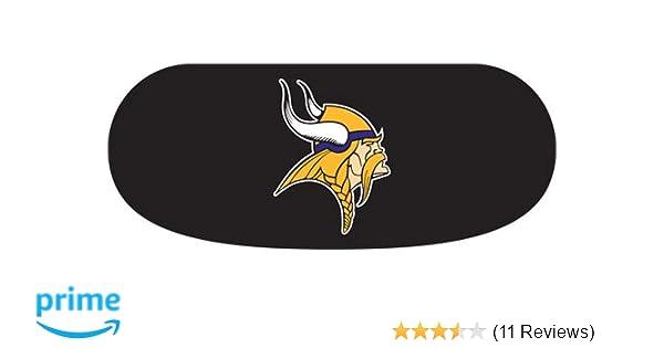 Amazon.com   Minnesota Vikings Eye Black Strips (3 Pairs) NFL Team Logo  Officially Licensed Eyeblacks   Automotive Decals   Sports   Outdoors 8c3b3f9b3