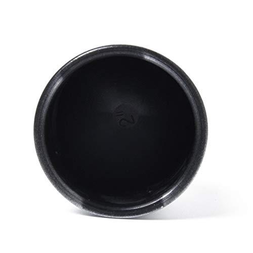 Justdodo Universal 50mm Barra de Remolque Cubierta de Bola Cubierta Tapa Enganche Remolque Caravana Remolque Towball Proteger Barra de Remolque Cubierta de Bola