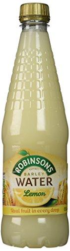 Robinson's Barley Water, Lemon, 850ml Bottles (Pack of 3)