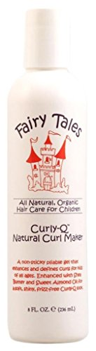 Curly Q Natural Maker Fairy Tales