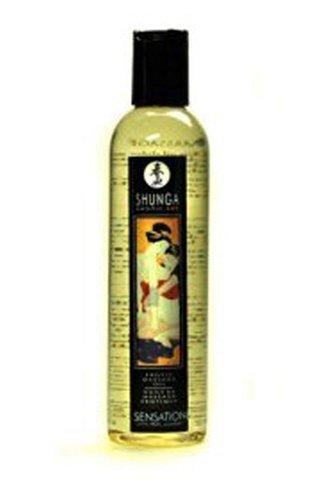 Shunga Caress By Candlelight Massage Candle - Libido / Exotic Fruits by Shunga