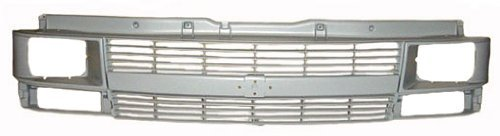 Astro Grille (OE Replacement Chevrolet Astro Van Grille Assembly (Partslink Number GM1200372) by Multiple)