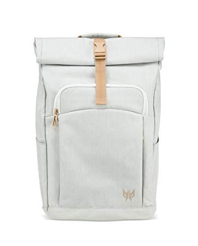 af9c8ee49bf2 Acer Predator Rolltop Jr. Smoky White Backpack - For All 15.6